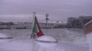 ホテルダニエリベネチア滞在記ホテルまでボート移動