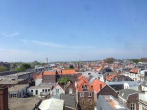 オランダ デン・ハーグの最高級ホテルDes Indes宿泊記部屋からの眺め