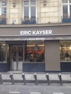 Eric Kayserパリ