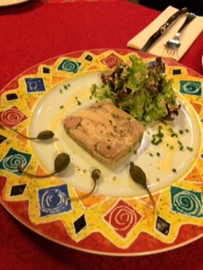 ストラスブールの美味しいレストランWinstub S'kaecheleの写真