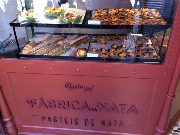 ポルトでエッグタルトを食べるならここFábrica da Nata