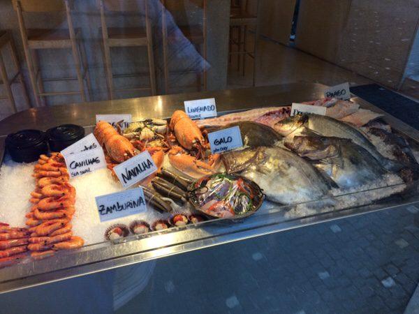 Ostras & Coisas Restaurante SA鮮魚
