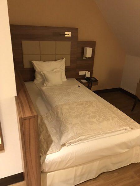 Best Western Plus Hotel Am Schlossbergベッド