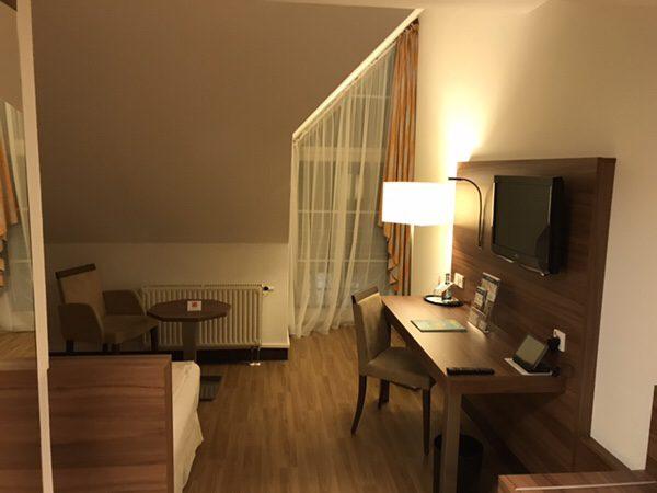 Best Western Plus Hotel Am Schlossbergデスク