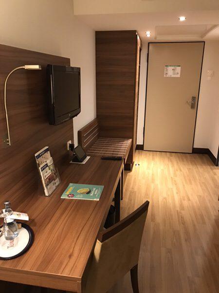Best Western Plus Hotel Am Schlossbergお部屋