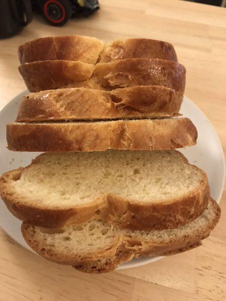 ストラスブールの美味しいパン屋さんL'atelier 116で購入したパンドミ