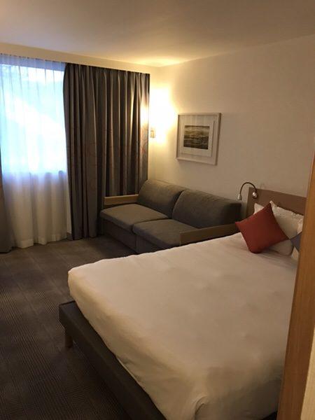 Hotel Novotel Paris Centre Bercyお部屋