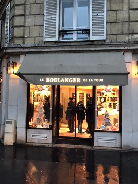 Boulanger de la Tour(ブーランジェ・ドゥ・ラ・トゥール)エントランス