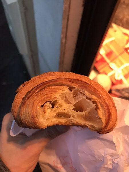 Boulanger de la Tour(ブーランジェ・ドゥ・ラ・トゥール)クロワッサン