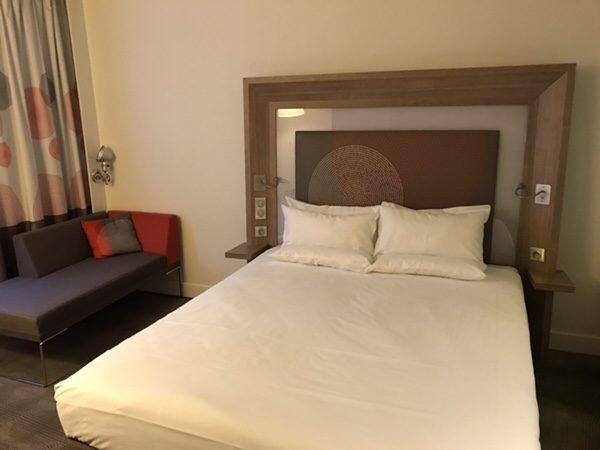 Hotel Novotel Paris Gare de Lyon滞在記