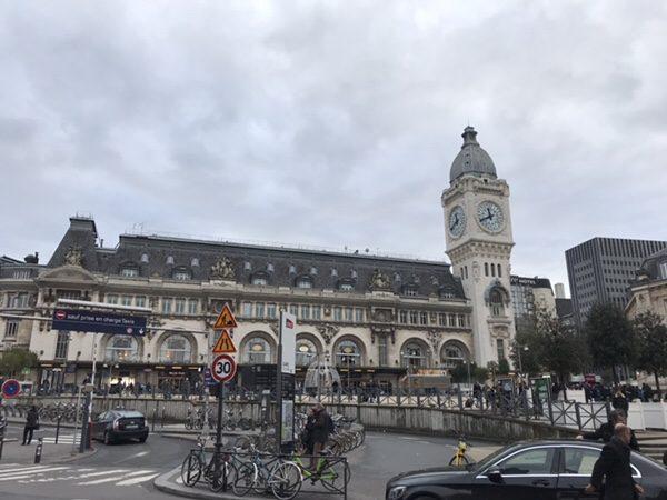 パリリヨン駅
