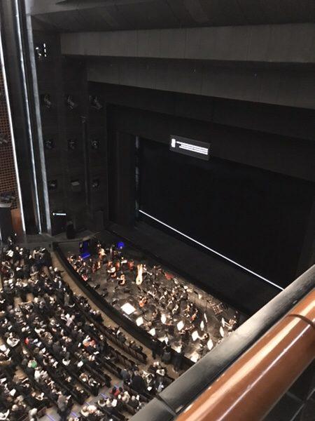 パリオペラバスティーユLa Boheme