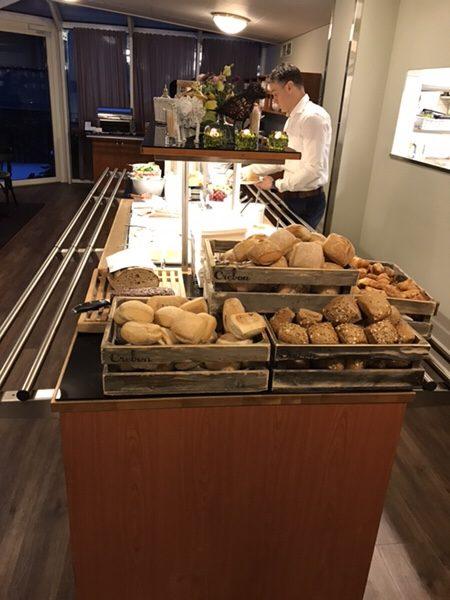 ストックホルム中心部にある便利なホテルBest Western Kom Hotel Stockholm宿泊記朝食