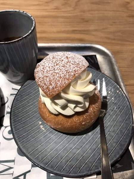 ストックホルムの人気ケーキ屋さんMR CAKEセムラ