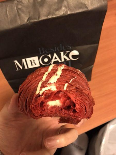 ストックホルムの人気ケーキ屋さんMR CAKE赤いクロワッサン