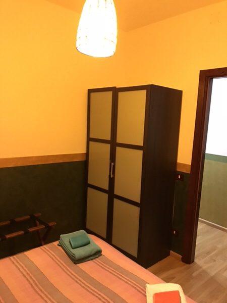 Taormina Flatsベッドルーム2