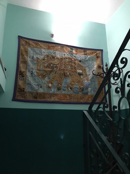 Taormina Flats階段