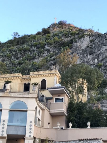 Taormina Flats屋上からの景色2