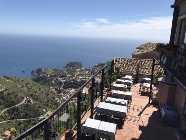 Antico Cafe San Giorgio@castelmola