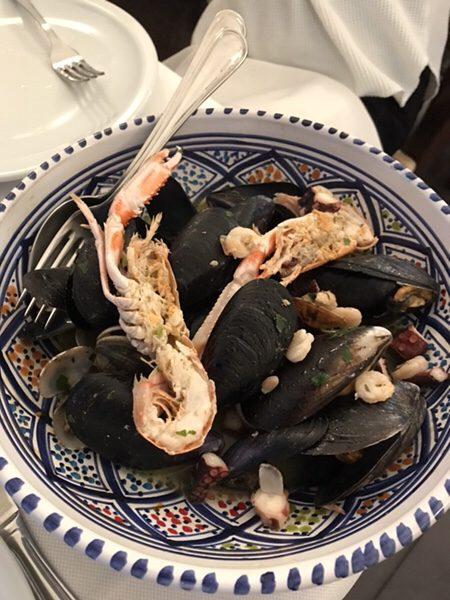 ristorante malvasia taormina mussel