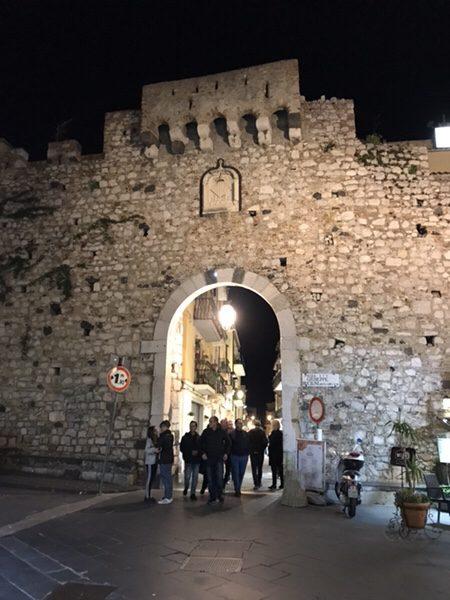 porta catania夜景