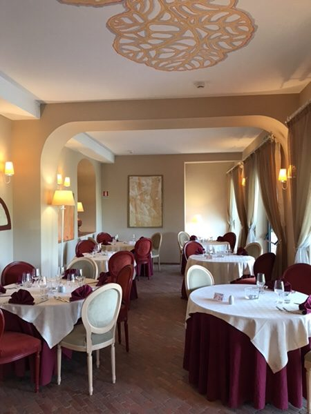Hotel Garden vulcanoレストラン