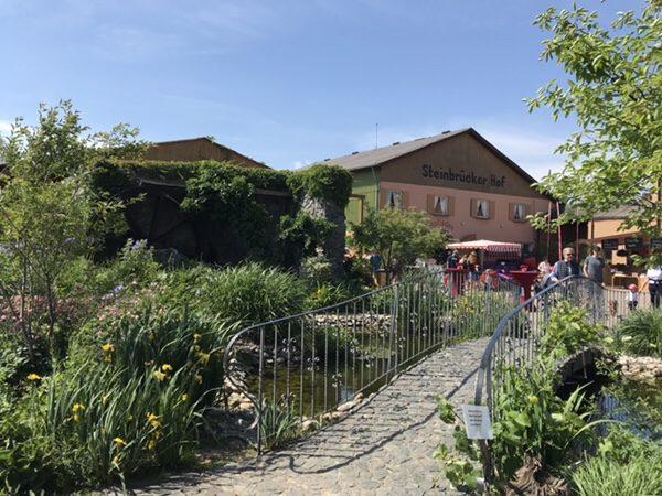 Bauer Lipp@Weiterstadt外の庭2