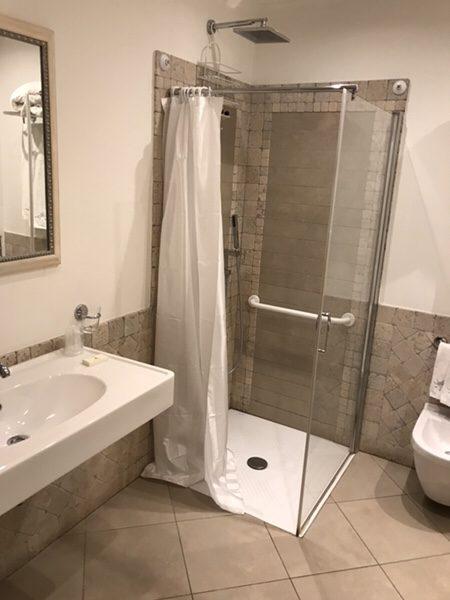 Hotel Mea 滞在記バスルーム2