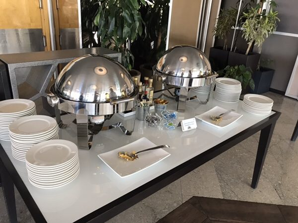 Four Points by Sheraton Catania breakfast