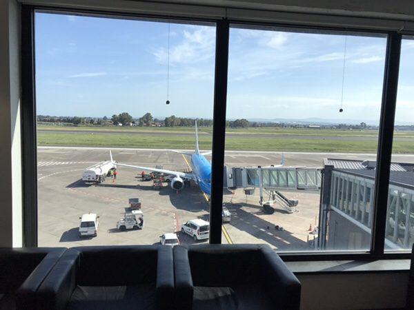 カターニア空港 VIP Lounge SAC