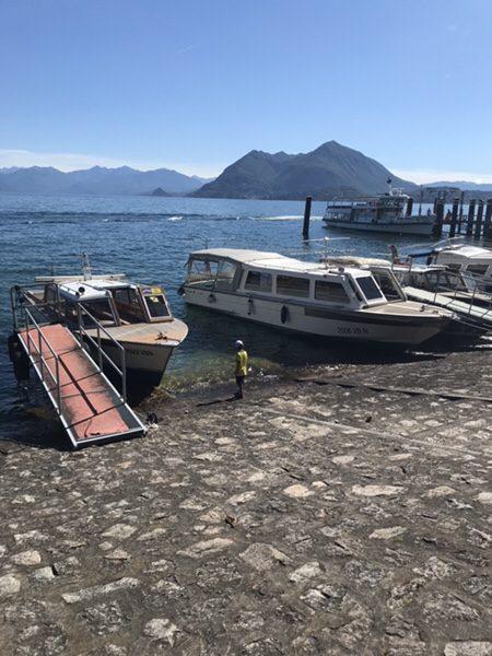 Isora dei pescatori lake maggiore