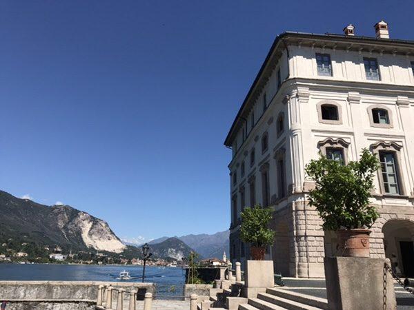 Palazzo Borromeo all'Isola Bella lago maggiore