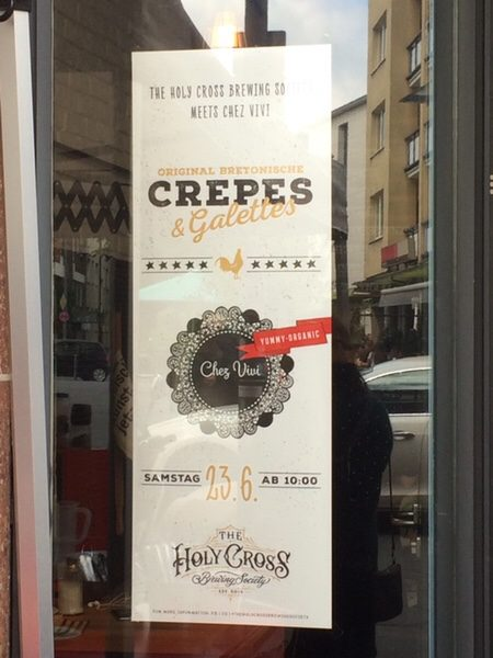 The Holy Cross Brewing Society frankfurt