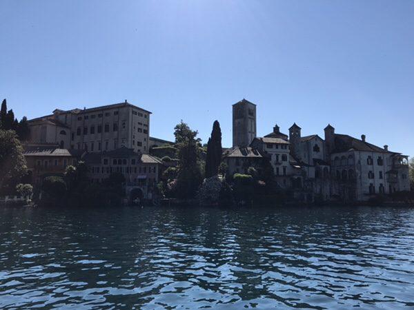 Lago d'Orta Isola San Giulio
