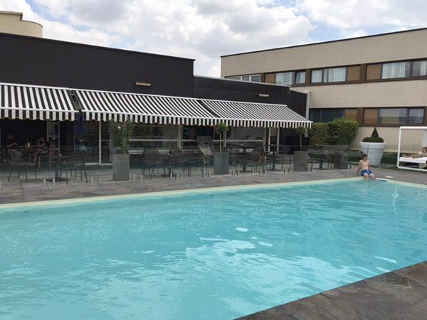 Novotel Reims Tinqueux宿泊記