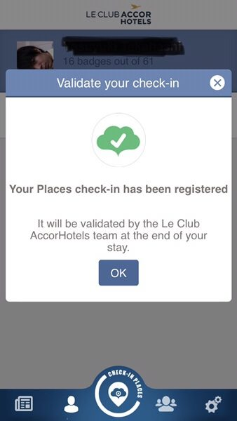 Le Club AccorHotels places