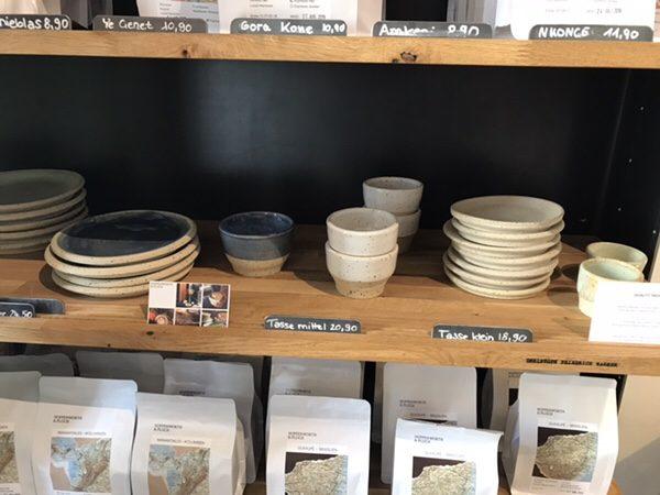 Hoppenworth & Ploch Rösterei食器の販売