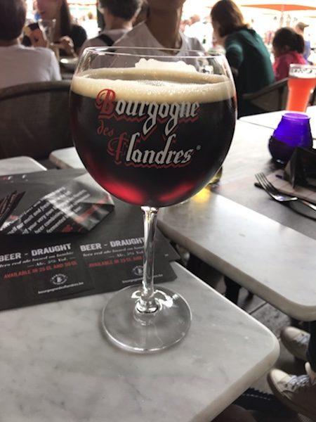 ブリュージュ観光Bourgogne des Flandres