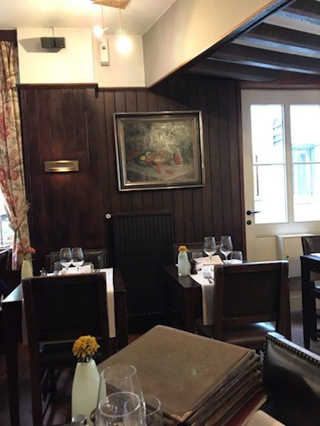 Restaurant De Koetse brugge