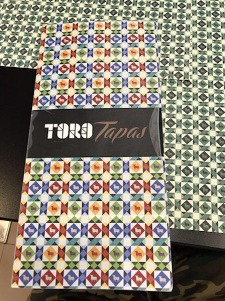 Toro Tapas ronda