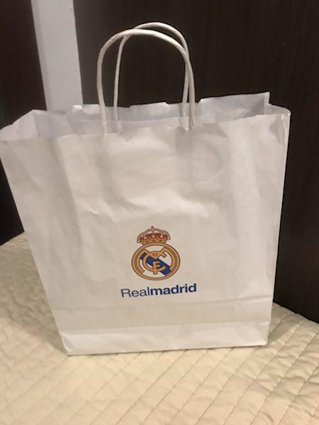 real madrid fan shop