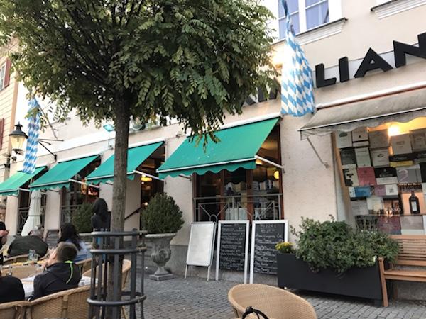 Brasserie Maximilians Günzburg