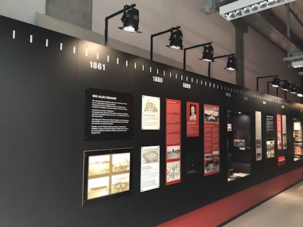 frankfurt eintracht museum