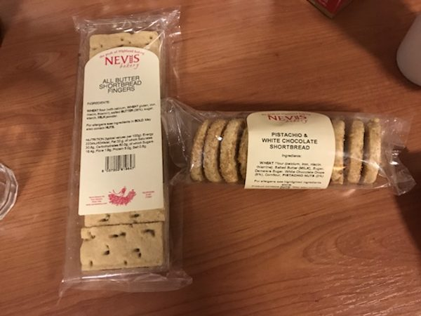 best shortbread in UK