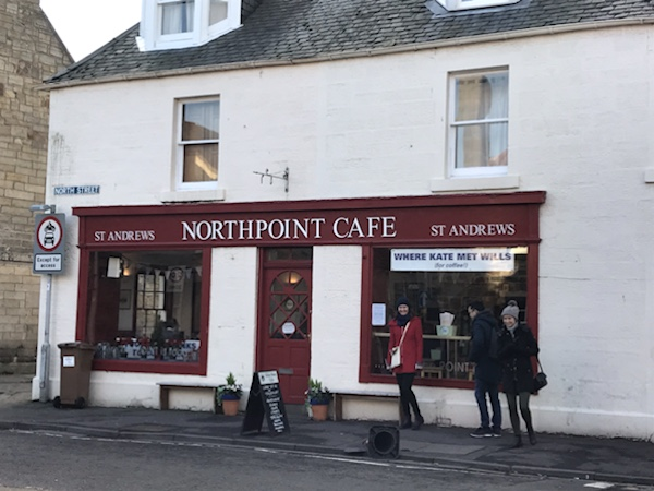 North Point Cafe st andrews