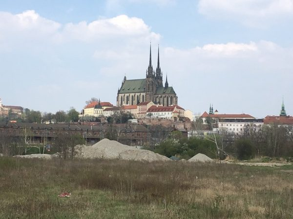 brno city view