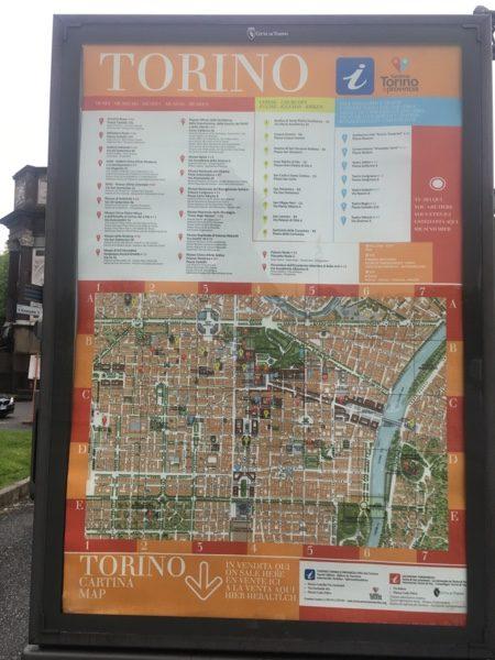 morning run in Torino