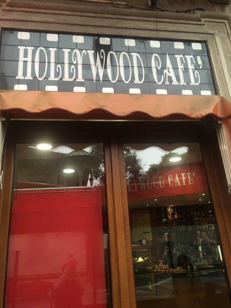 hollywood cafe torino