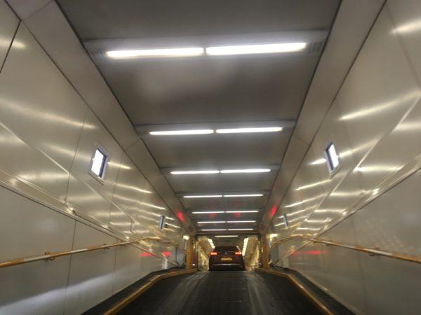 eurotunnel calais to Folkstone