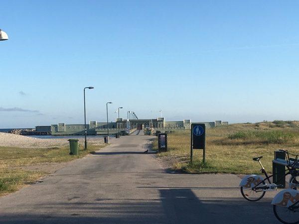 malmo city walking morning run